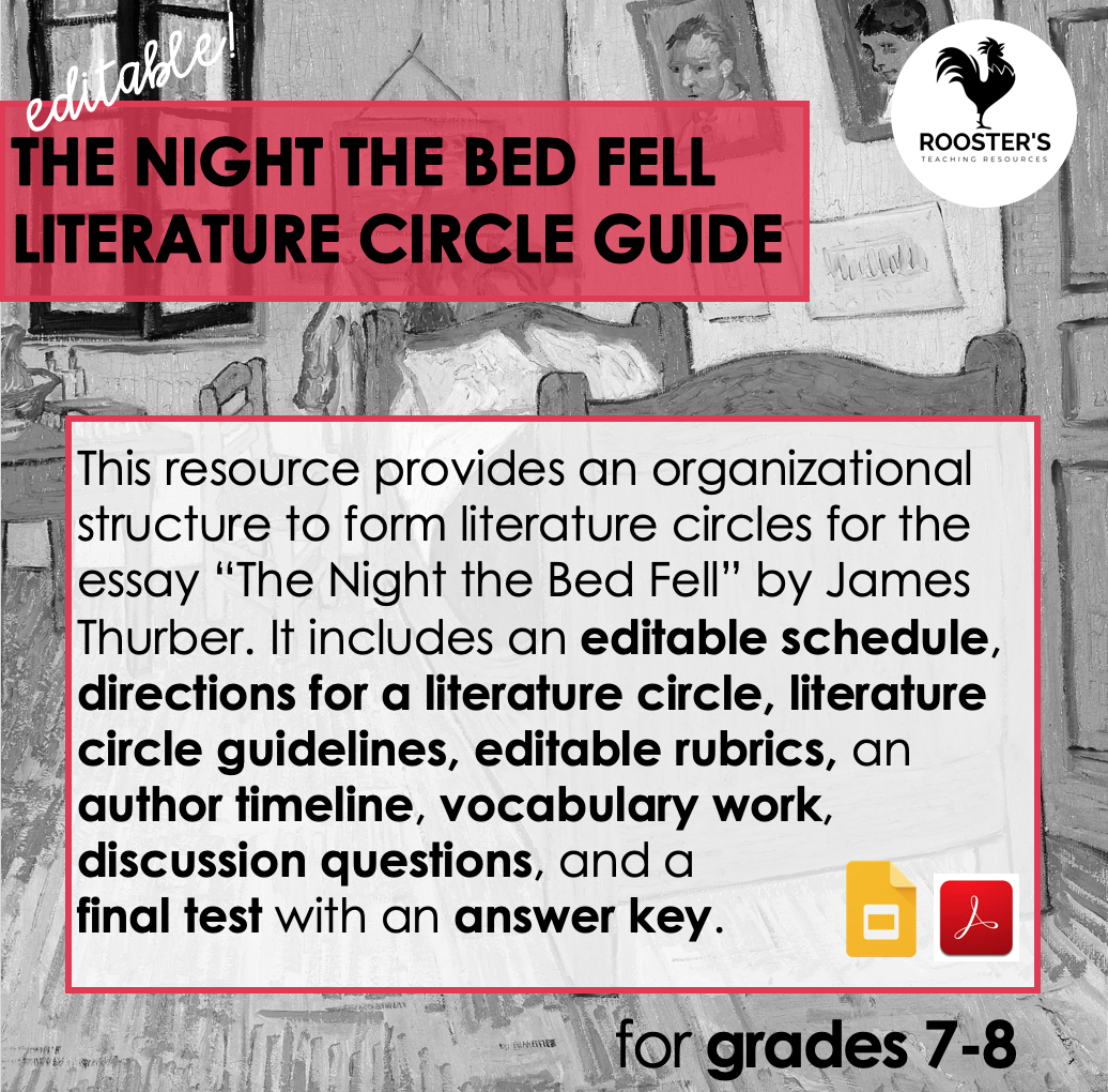 literature-circle-the-night-the-bed-fell