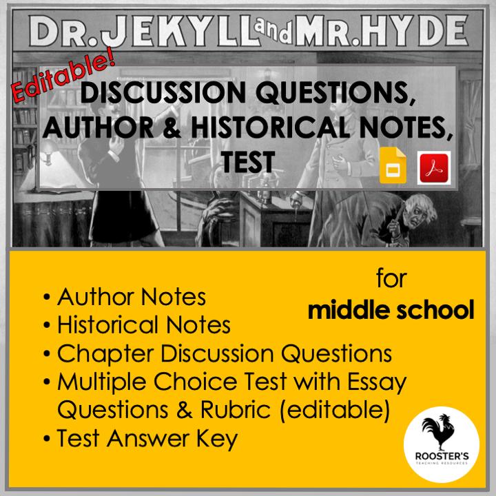why read the classics dr jekyll and mr hyde