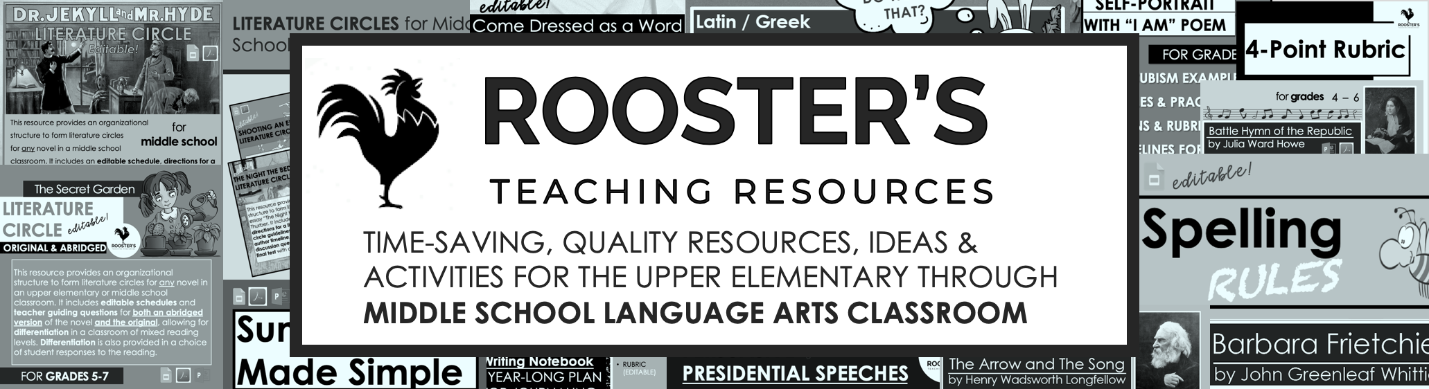 roosters-teaching-resources